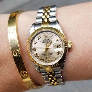HOSTPICK !!!! . Rolex Oyster Perpetual Date Just
